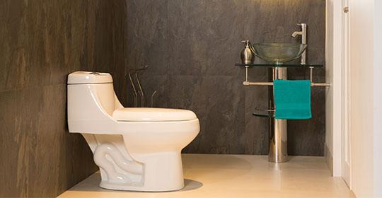 El encanto de los baños pequeños   Ferretería EPA