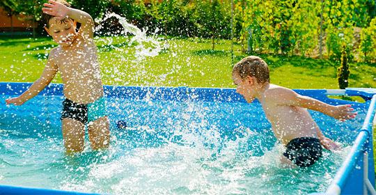 Disfrute el verano con la piscina ideal   Ferretería EPA