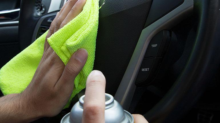 Los interiores deben estar limpios | Ferretería EPA