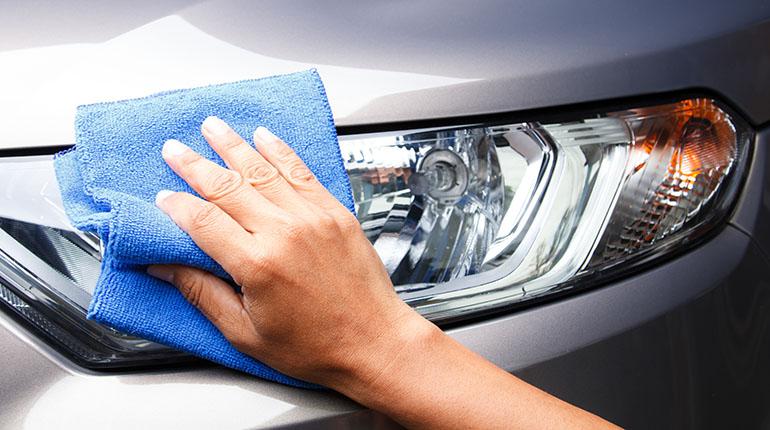 Proteja la pintura del vehículo | Ferretería EPA