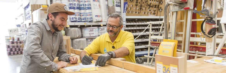 Servicios Ferretería EPA - Despacho, corte de maderas