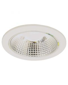 EMPOTRABLE LED REFLECTOR, 9W,833LM, 143MM, 6.0K,  25MIL H.