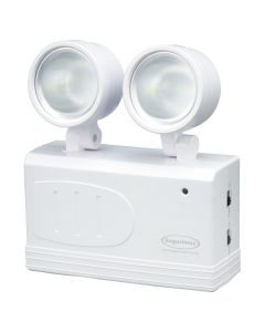 LAMP DE EMERGENCIA COMERCIAL 50MT2 200LUM 10LED